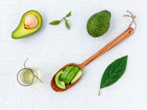 avocado- super food -great for hair